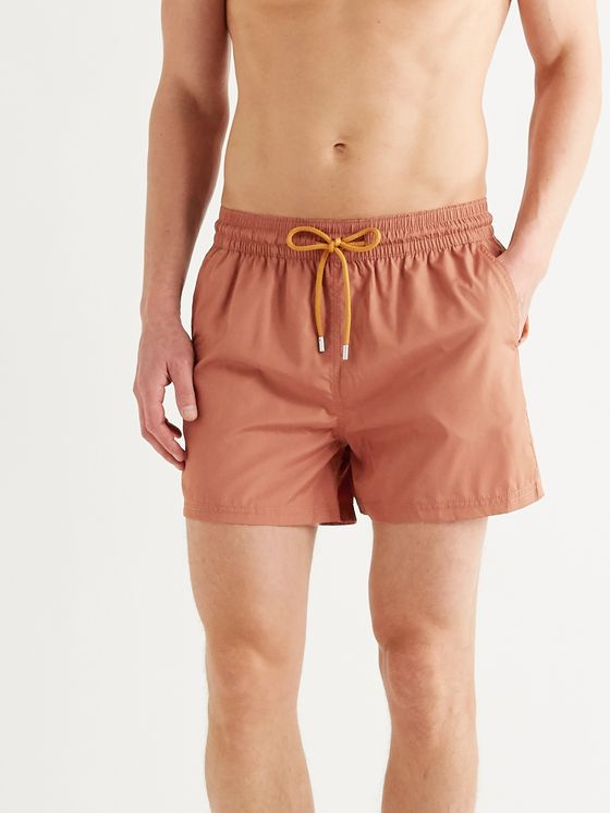 ATALAYE Fregate Short-Length Seaqual Swim Shorts
