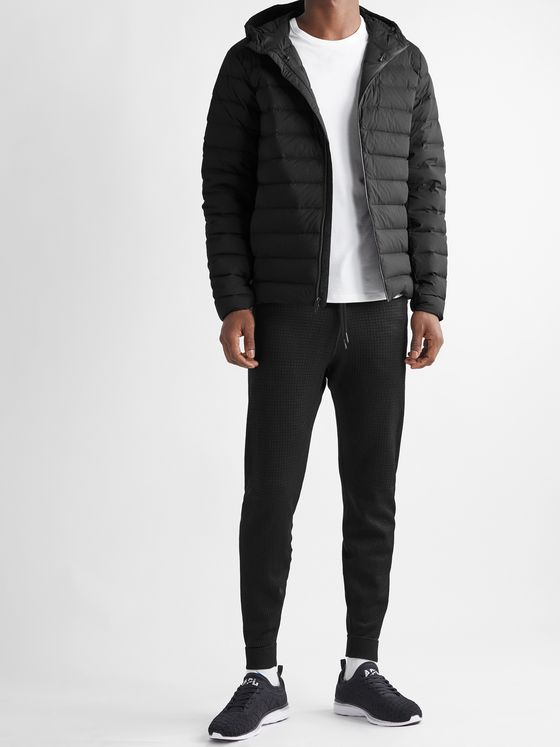 Lululemon Navigation Quilted Shell Hooded Down Jacket
