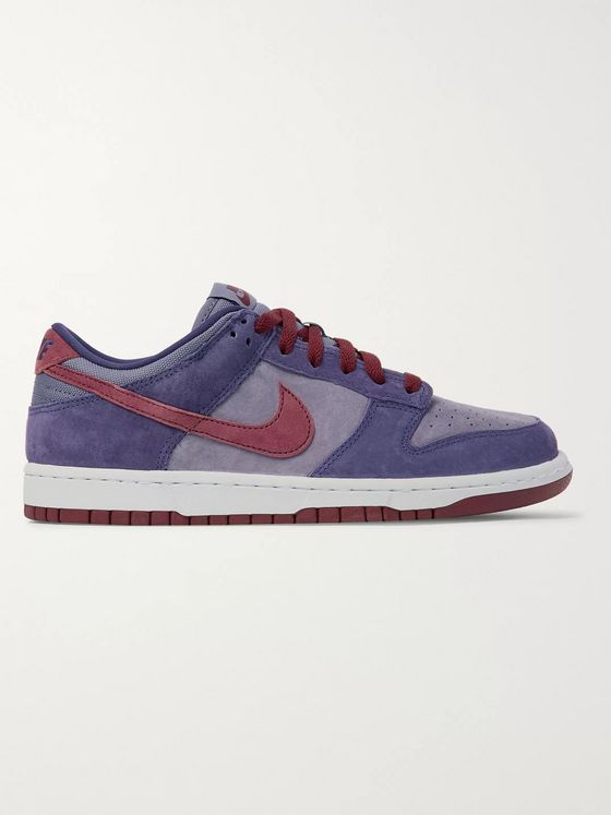 Nike Dunk Suede Sneakers