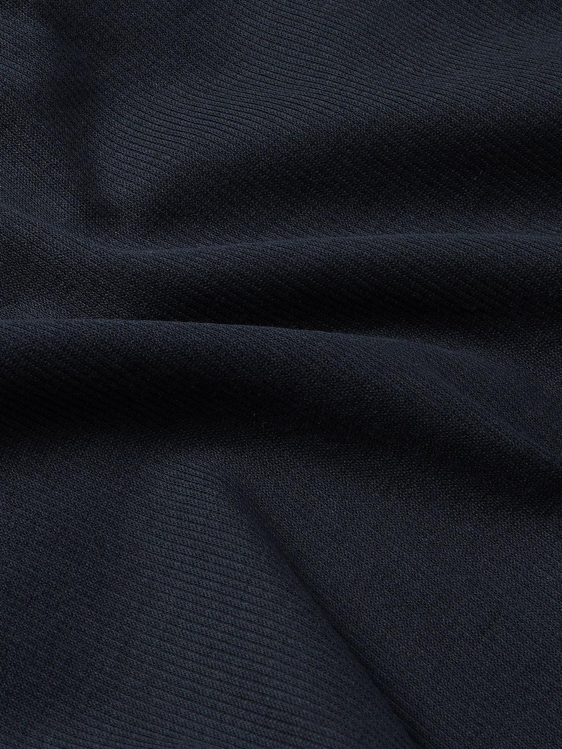 SCHIESSER Cottons KARL HEINZ SLIM-FIT RIBBED COTTON-JERSEY HENLEY PYJAMA T-SHIRT