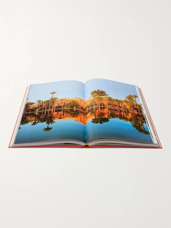 Assouline Marrakech Flair Hardcover Book