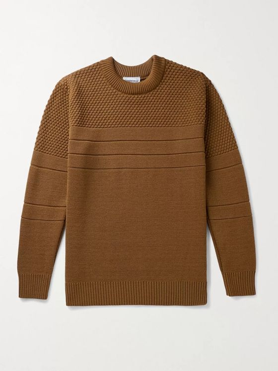 S.N.S. Herning Virgin Wool Sweater