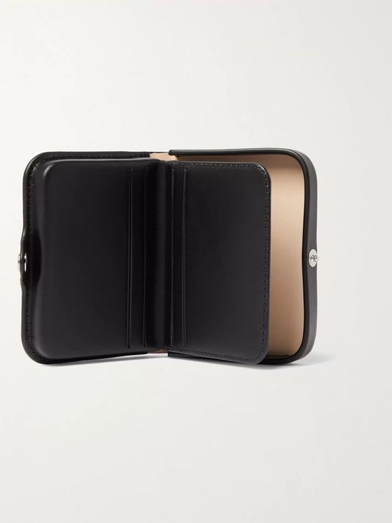 A.P.C. Josh Leather Coin and Cardholder