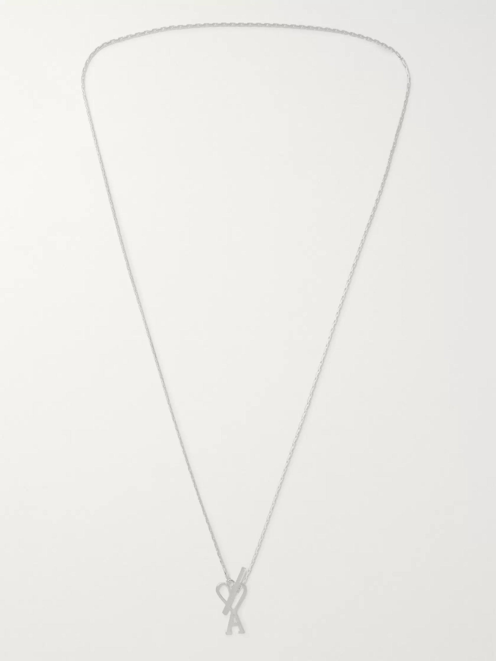 AMI Silver-Tone Necklace