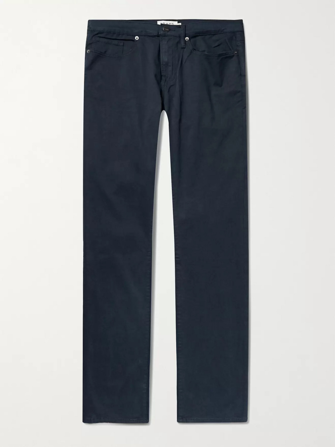 Frame 'l'homme Core' Slim Fit Jeans In Blue
