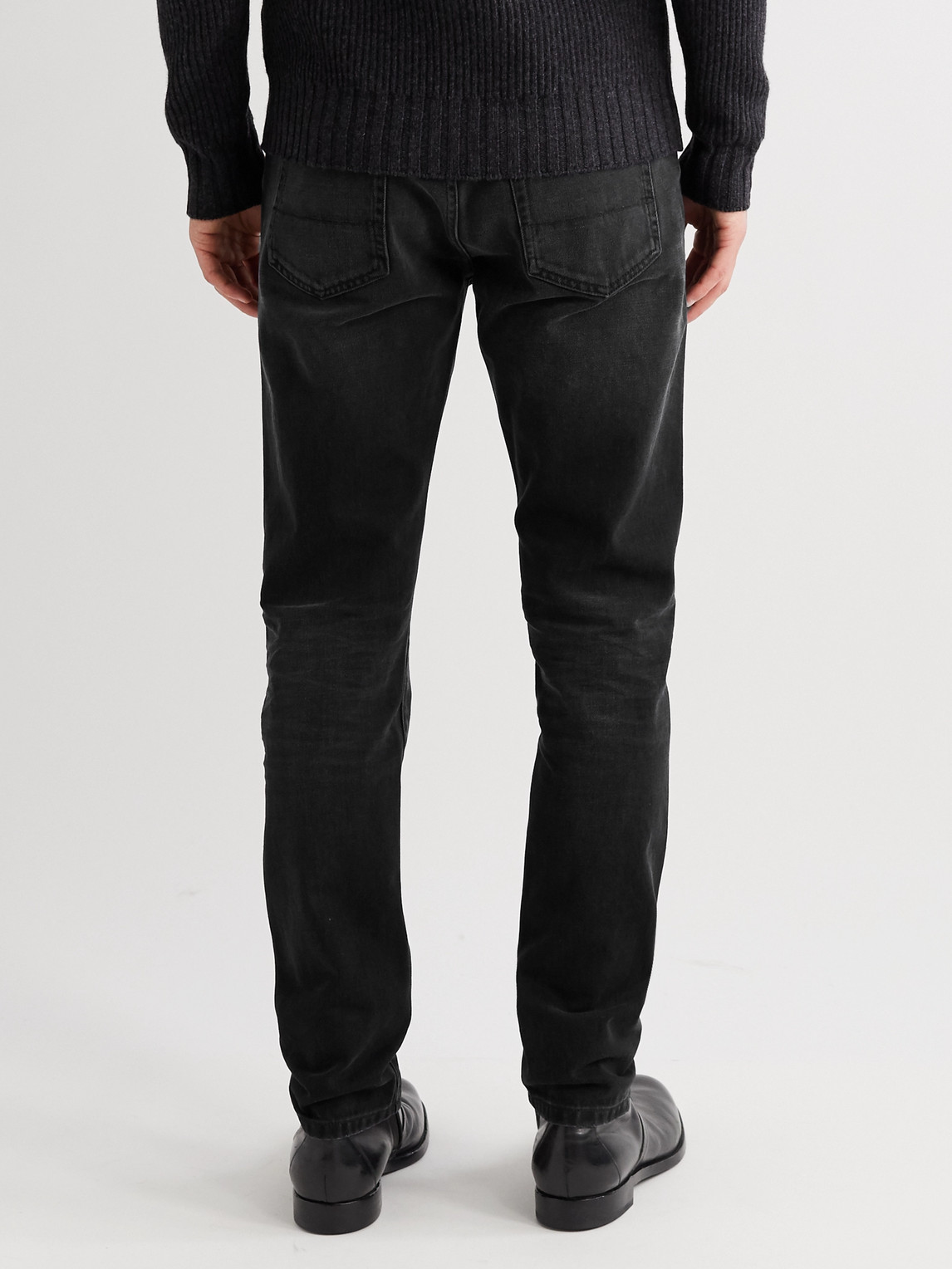 BELSTAFF Denims LONGTON SLIM-FIT DENIM JEANS