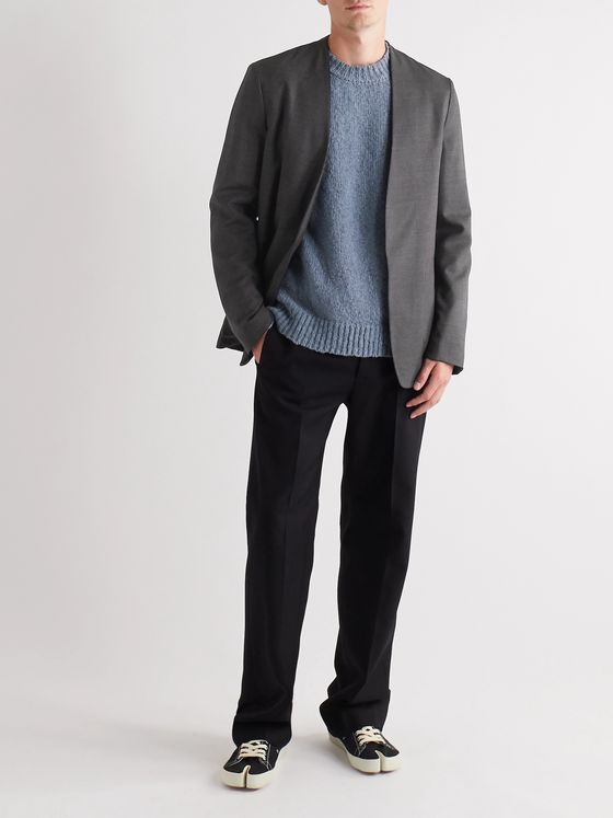 Maison Margiela Virgin Wool Blazer