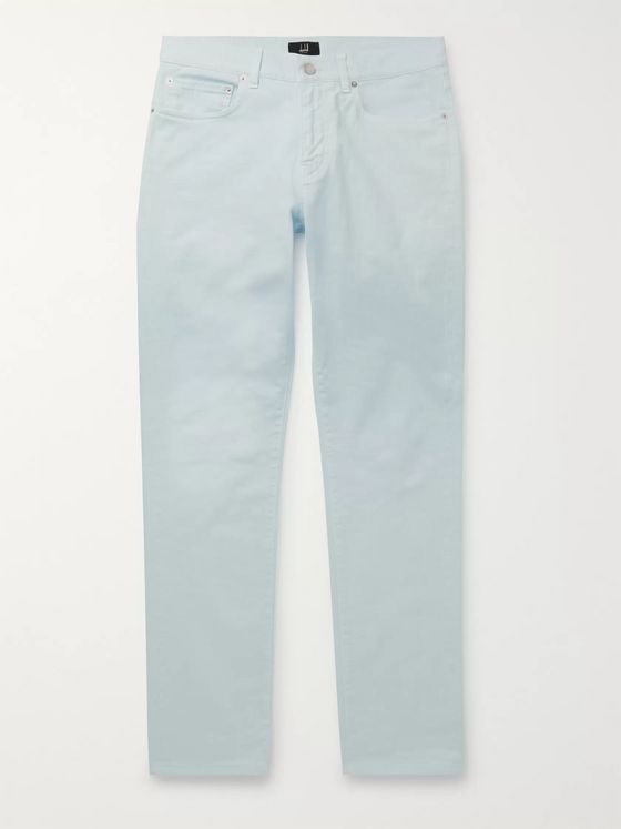 Dunhill Slim-Fit Denim Jeans