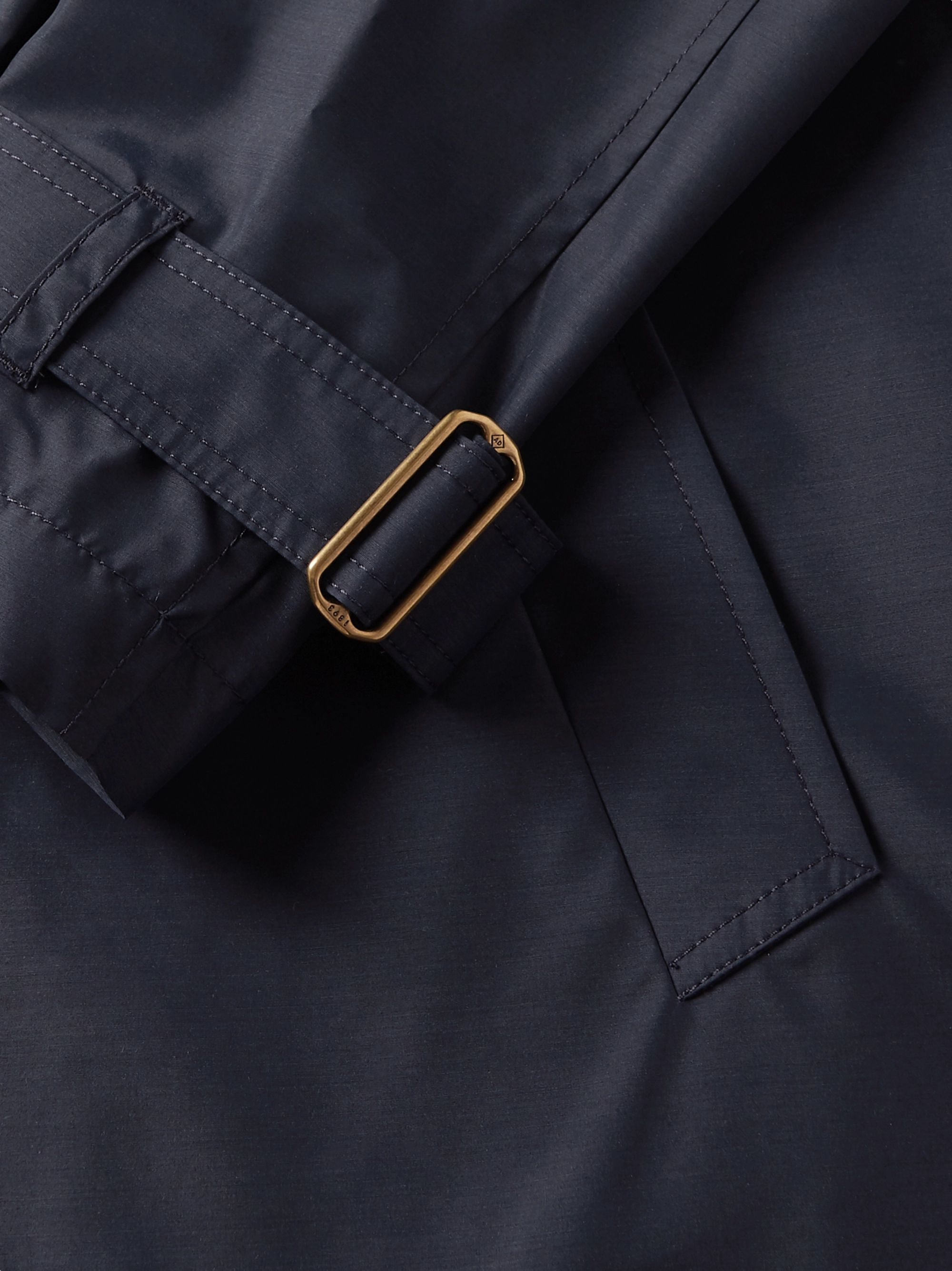 DUNHILL Waterproof Tech-Shell Jacket