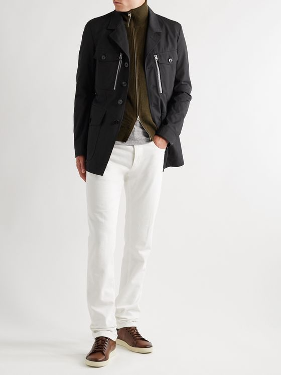 TOM FORD Canvas Field Jacket
