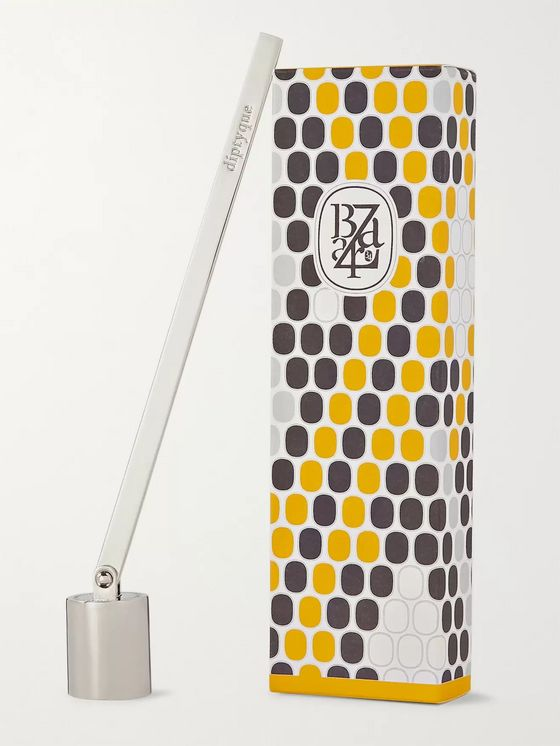 Diptyque Silver-Tone Candle Snuffer