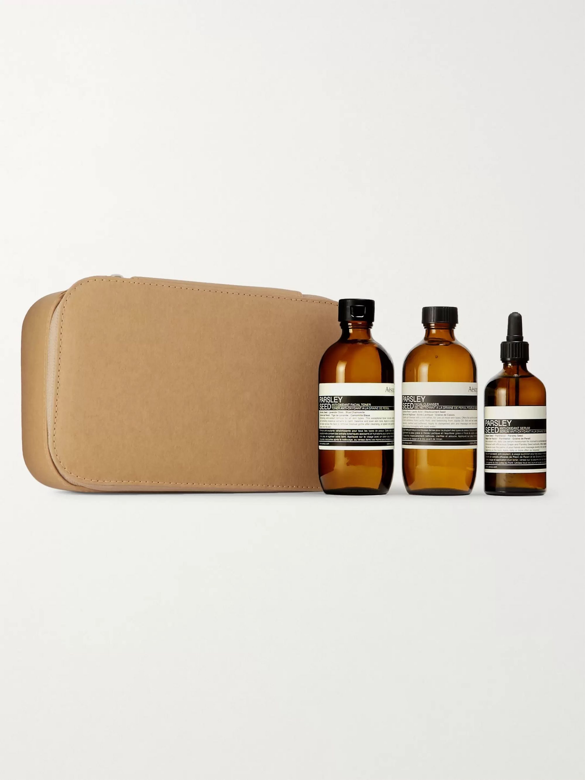 Aesop The Orator Parsley Seed Skin Care Kit