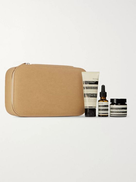 Aesop The Chronicler Skincare Kit