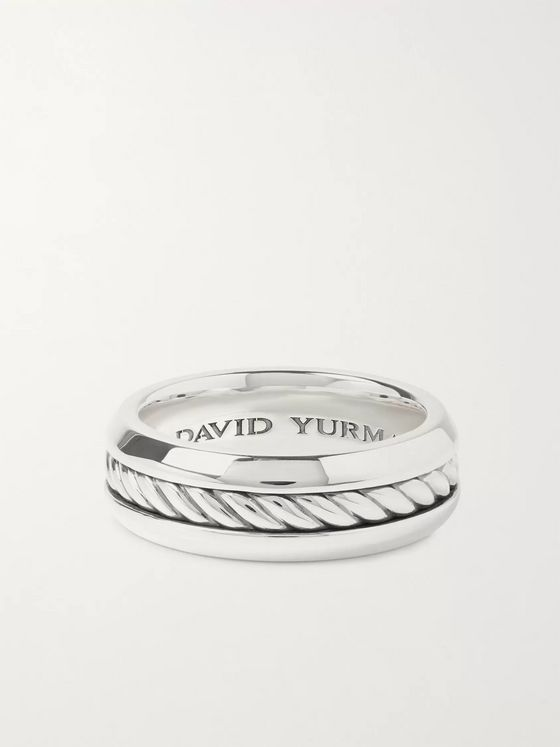 DAVID YURMAN Sterling Silver Ring