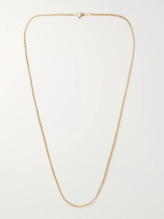 David Yurman 18-Karat Gold Necklace