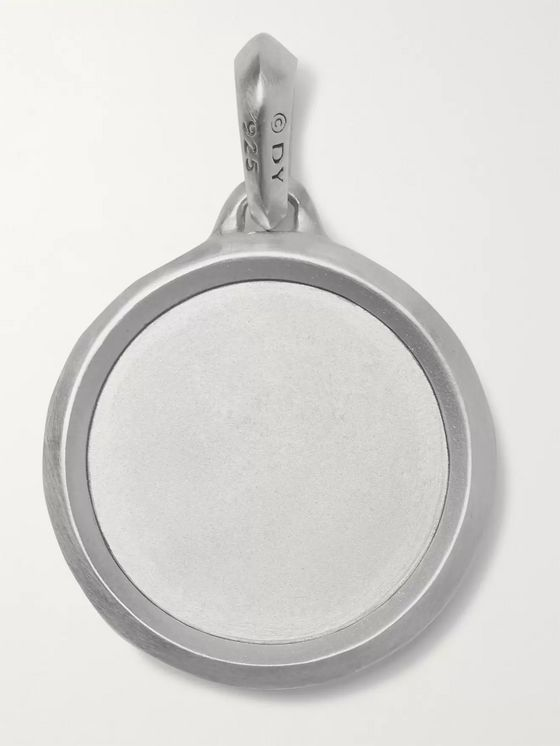 David Yurman Sterling Silver Pendant