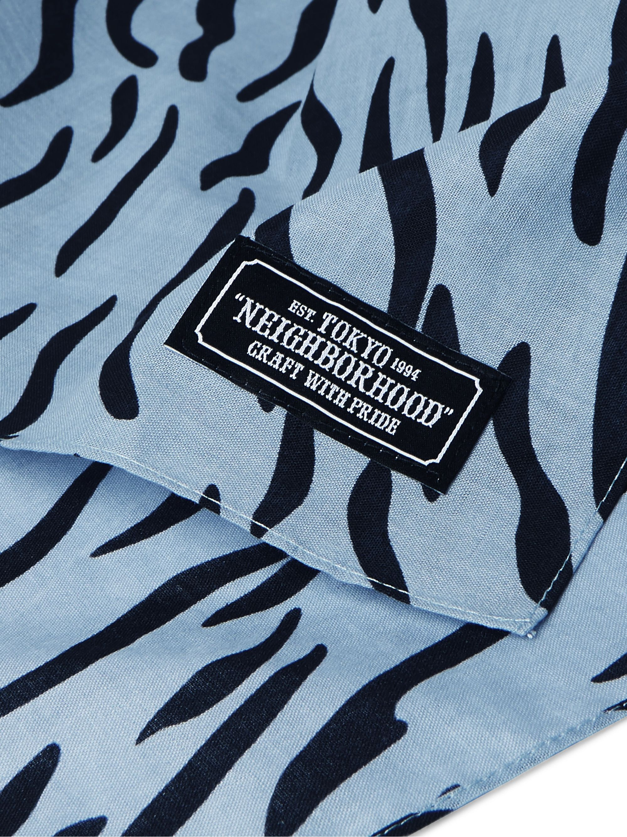 Neighborhood Printed Cotton Bandana