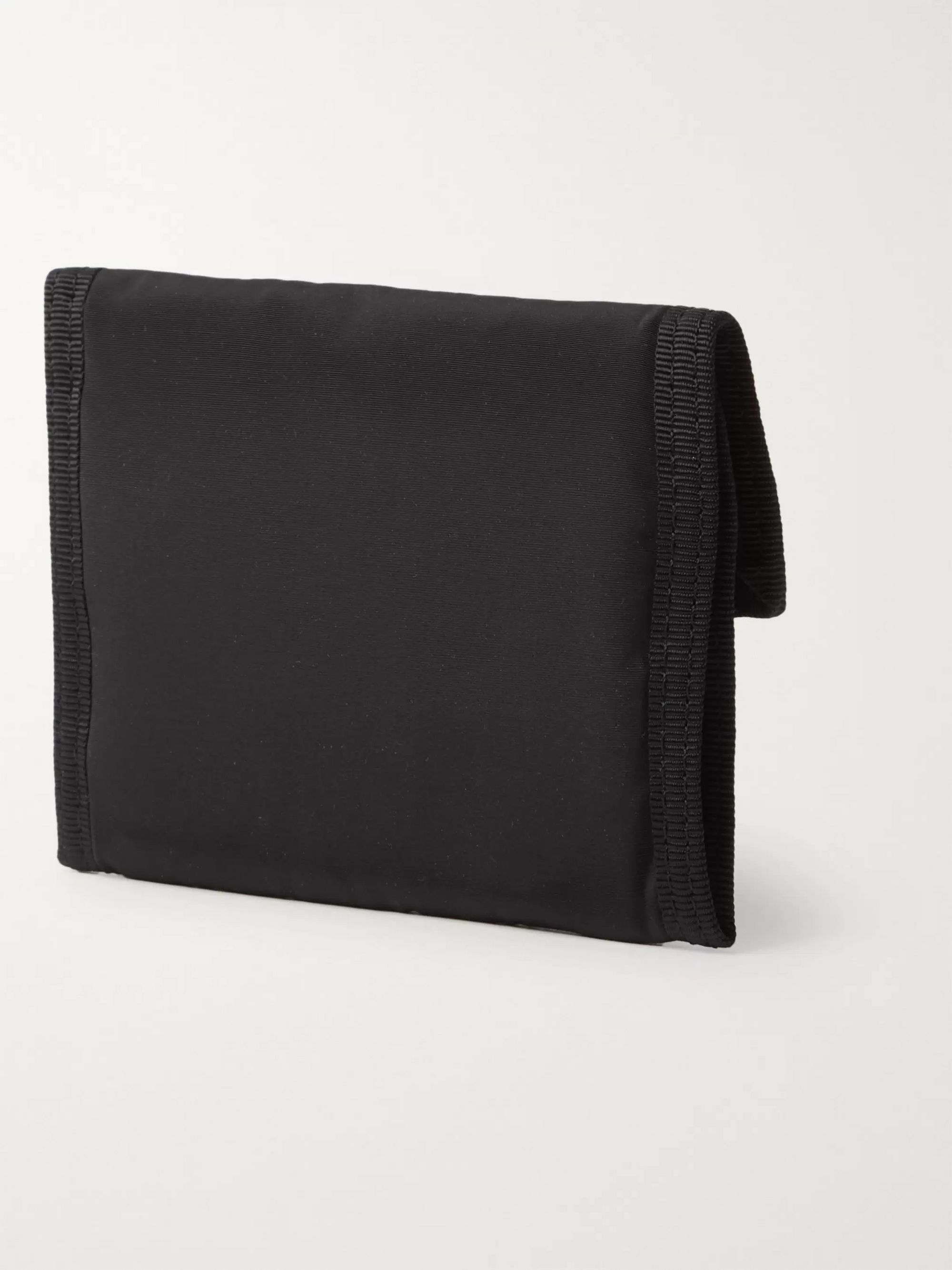 Black + Porter-yoshida & Co Logo-appliquéd Ripstop Billfold Wallet | Neighborhood