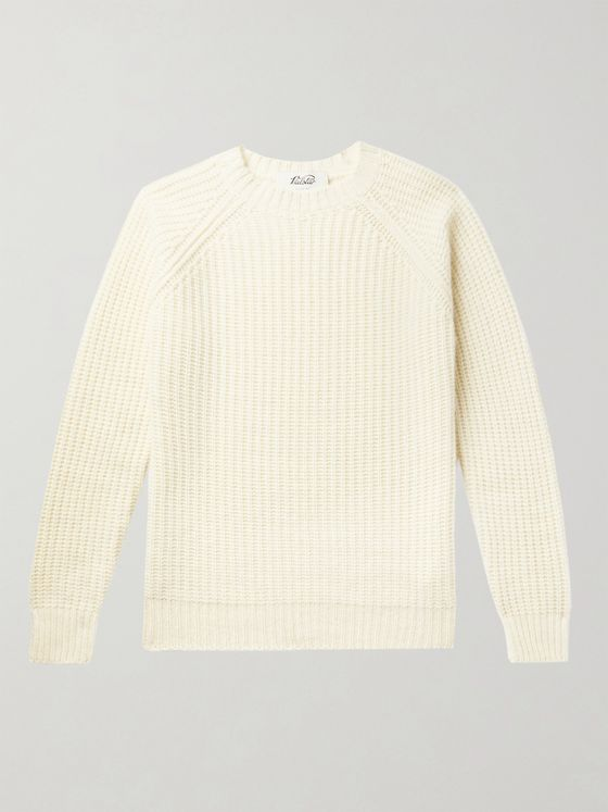 Valstar Ribbed Cashmere Sweater