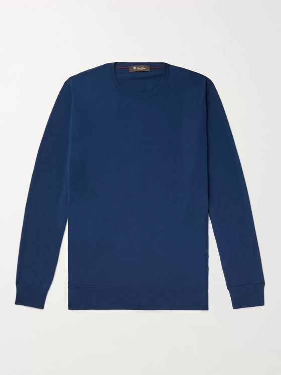 Loro Piana Virgin Wool Sweater