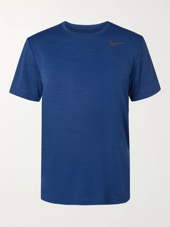 Nike Training Superset Logo-Print Dri-FIT T-Shirt
