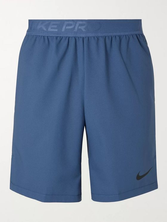 Nike Training Flex Vent Max 3.0 Slim-Fit Logo-Print Dri-FIT Short