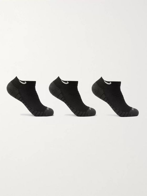 Nike Training Three-Pack Everyday Cushioned Dri-FIT Socks