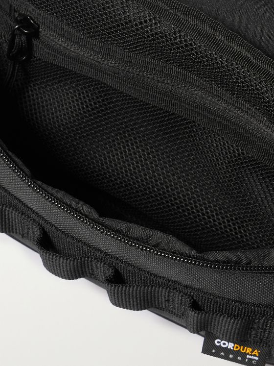 NIKE ACG Karst Logo-Embroidered CORDURA Belt Bag