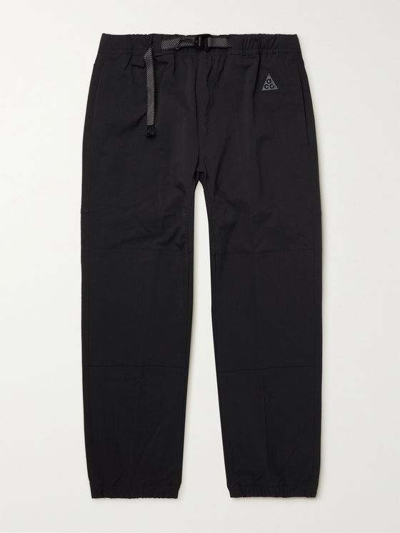 NIKE ACG NRG Tapered Nylon-Blend Trousers