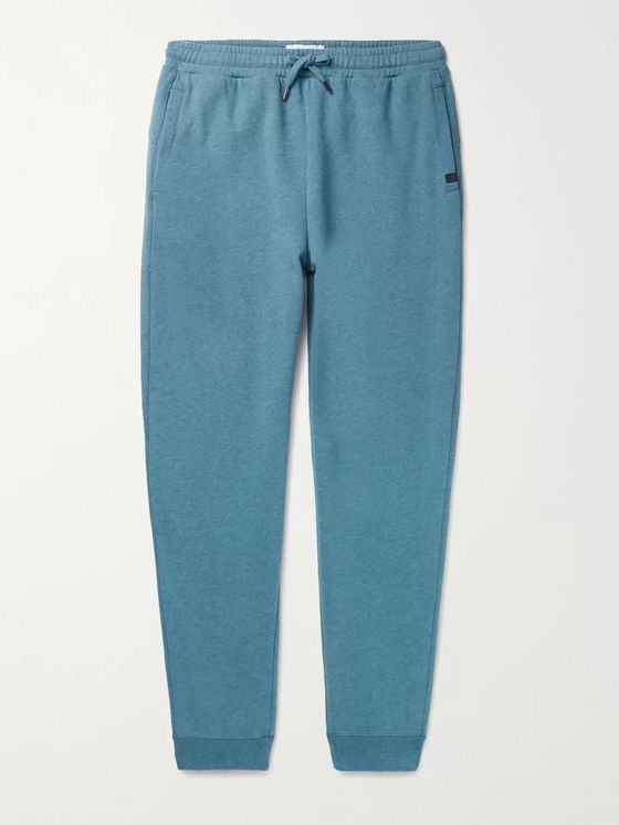 DEREK ROSE Devon 3 Loopback Cotton-Jersey Sweatpants
