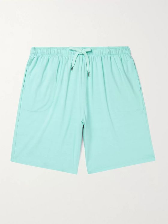 DEREK ROSE Stretch Micro Modal Jersey Lounge Shorts