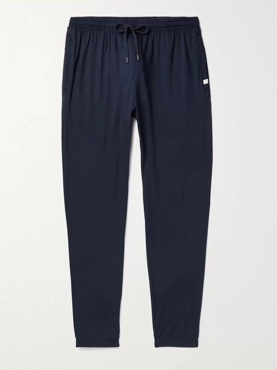 DEREK ROSE Stretch Micro Modal Jersey Sweatpants