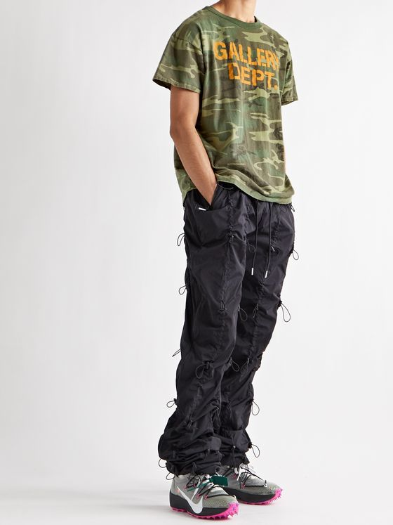 Gallery Dept. Camouflage-Print Cotton-Jersey T-Shirt