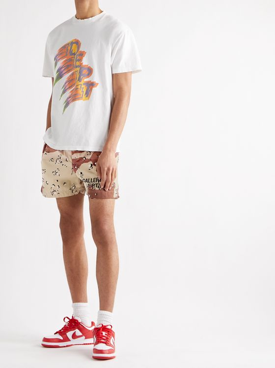 Gallery Dept. Zuma Camouflage-Print Cotton-Blend Ripstop Shorts