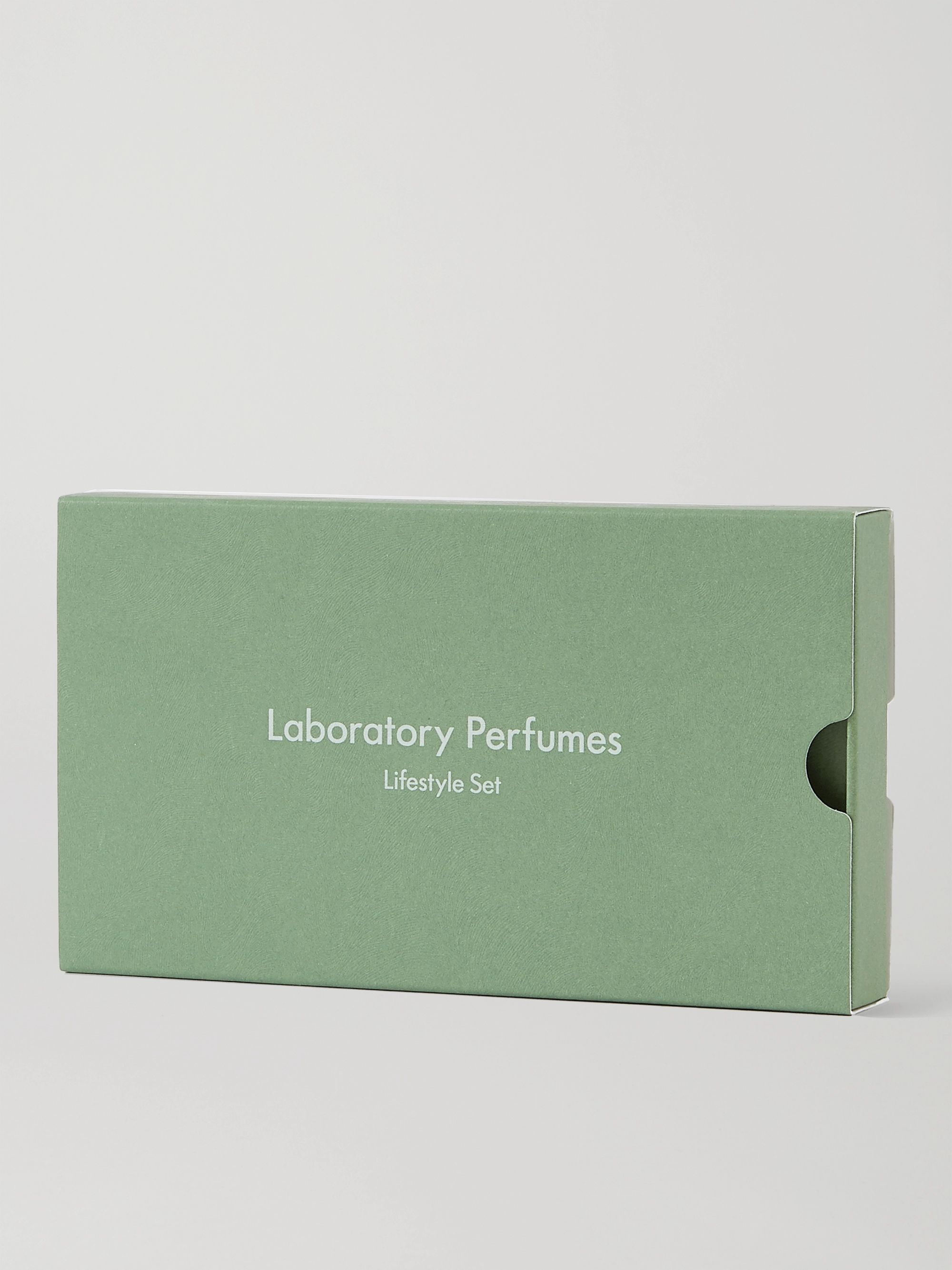 Laboratory Perfumes Lifestyle Set, 5 x 5ml
