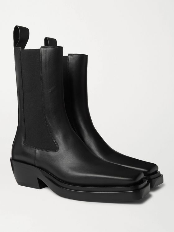 BOTTEGA VENETA Lean Leather Chelsea Boots