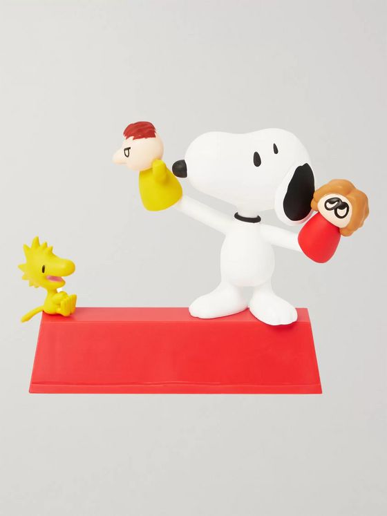 Medicom Ultra Detail Figure Series 11 No.546 Snoopy & Woodstock
