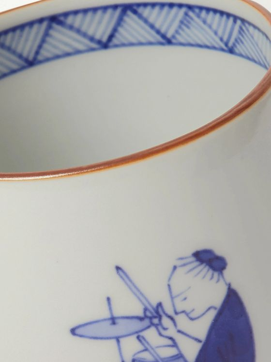 Japan Best Painted Porcelain Teacup