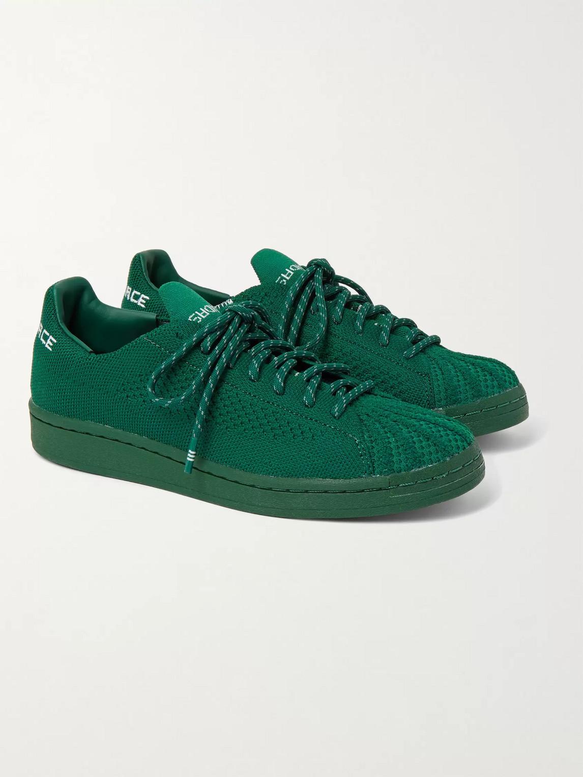 Adidas Originals Sneakers PHARRELL WILLIAMS SUPERSTAR EMBROIDERED PRIMEKNIT SNEAKERS