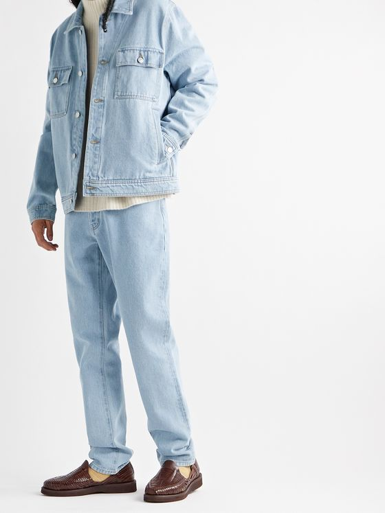 NANUSHKA Pax Denim Jacket