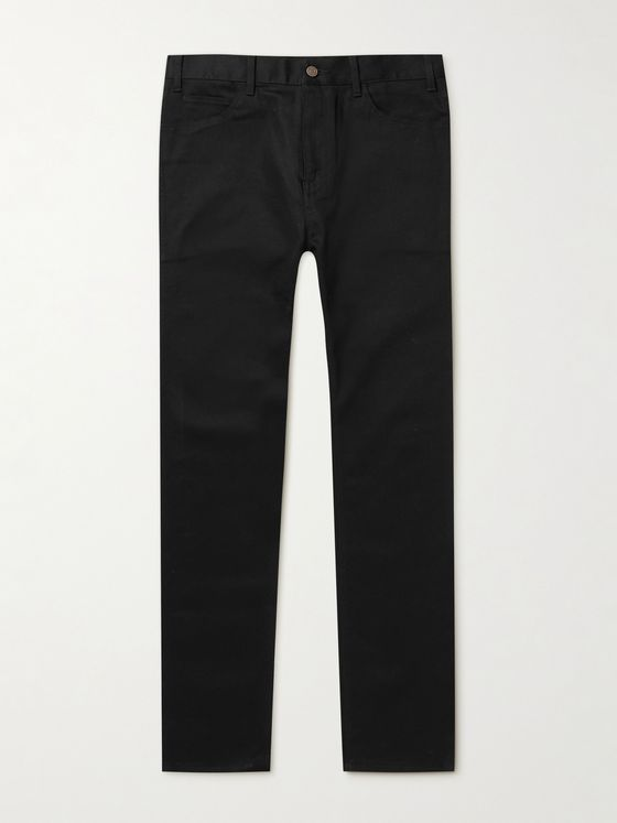 CELINE HOMME Low-Rise Skinny-Fit Denim Jeans