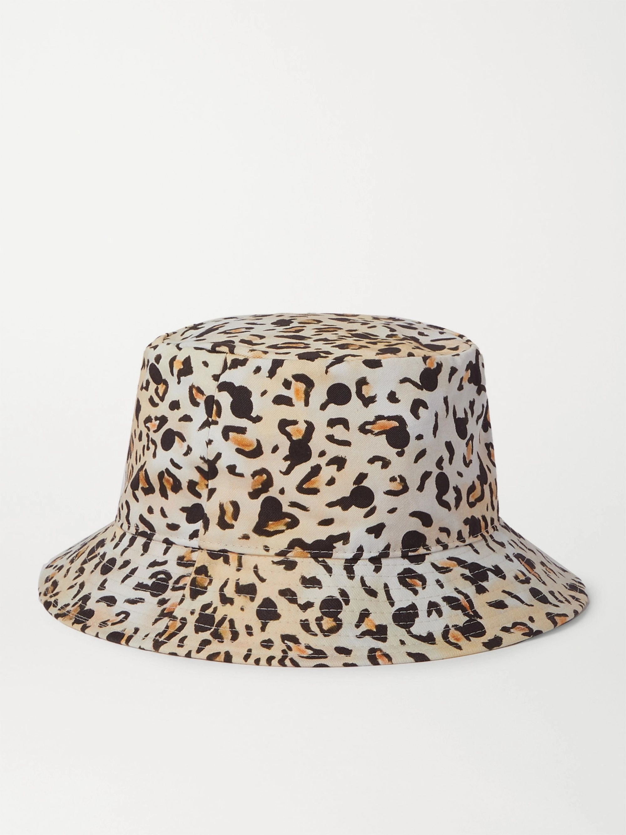 CELINE HOMME + Gregory Edwards Stranded in the Jungle Printed Cotton-Drill Bucket Hat