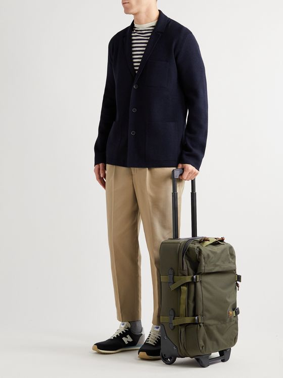 FILSON Dryden Canvas Carry-On Suitcase