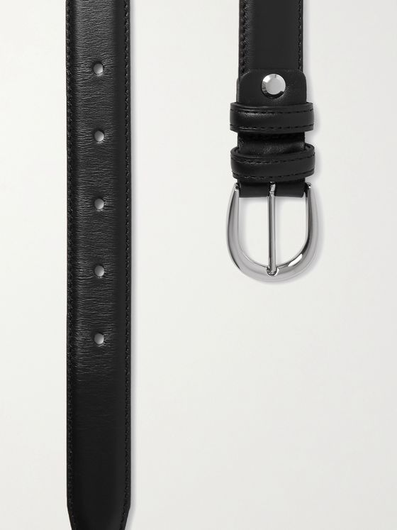 SÉFR 2.5cm Leather Belt