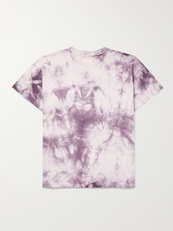 JEANERICA Marcel Tie-Dyed Organic Cotton-Jersey T-Shirt