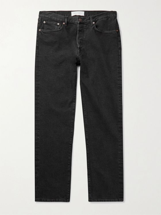 Jeanerica Slim-Fit Organic Stretch-Denim Jeans