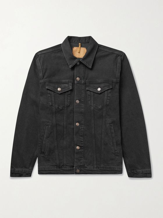 JEANERICA Organic Denim Jacket