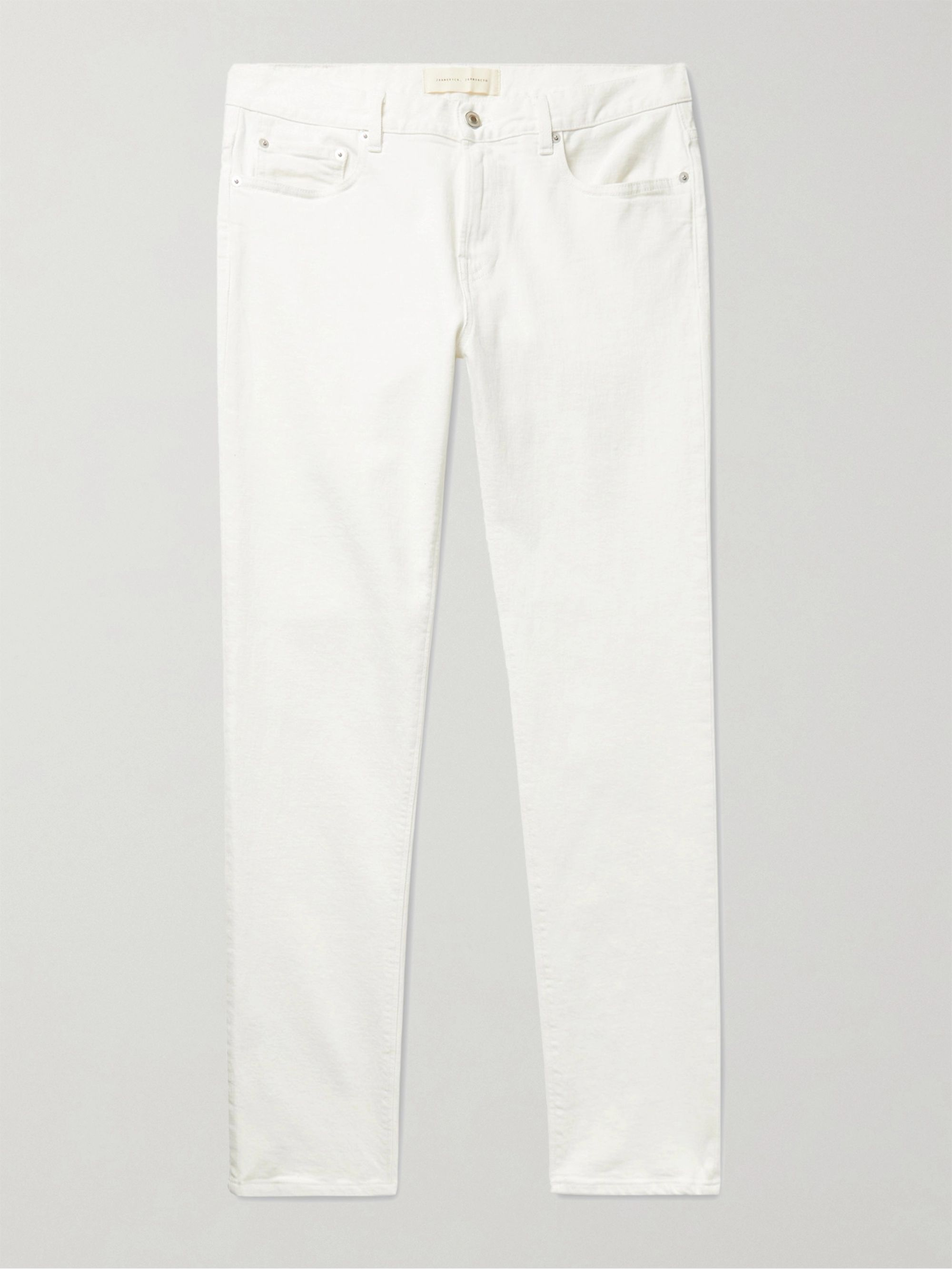JEANERICA Slim-Fit Organic Denim Jeans