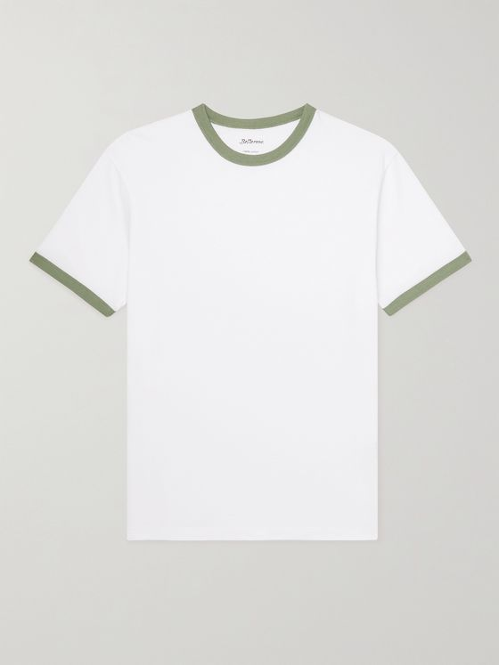 Bellerose Cotton-Jersey T-Shirt