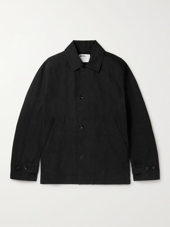 MARGARET HOWELL MHL Cotton-Drill Chore Jacket